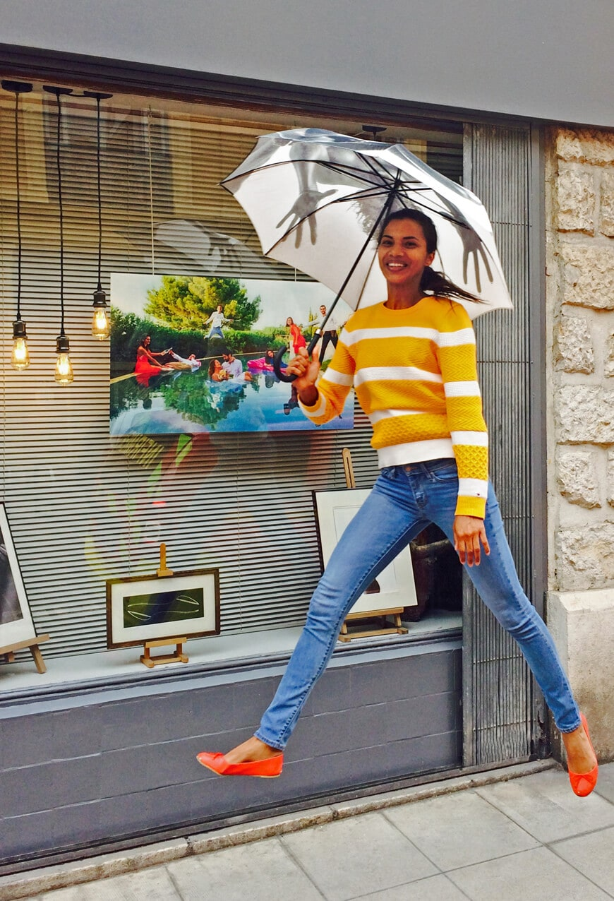 hanane parapluie gabriel martinez
